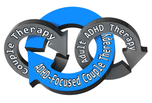 Adult ADHD-Focused Couple Therapy Couples & Individuals